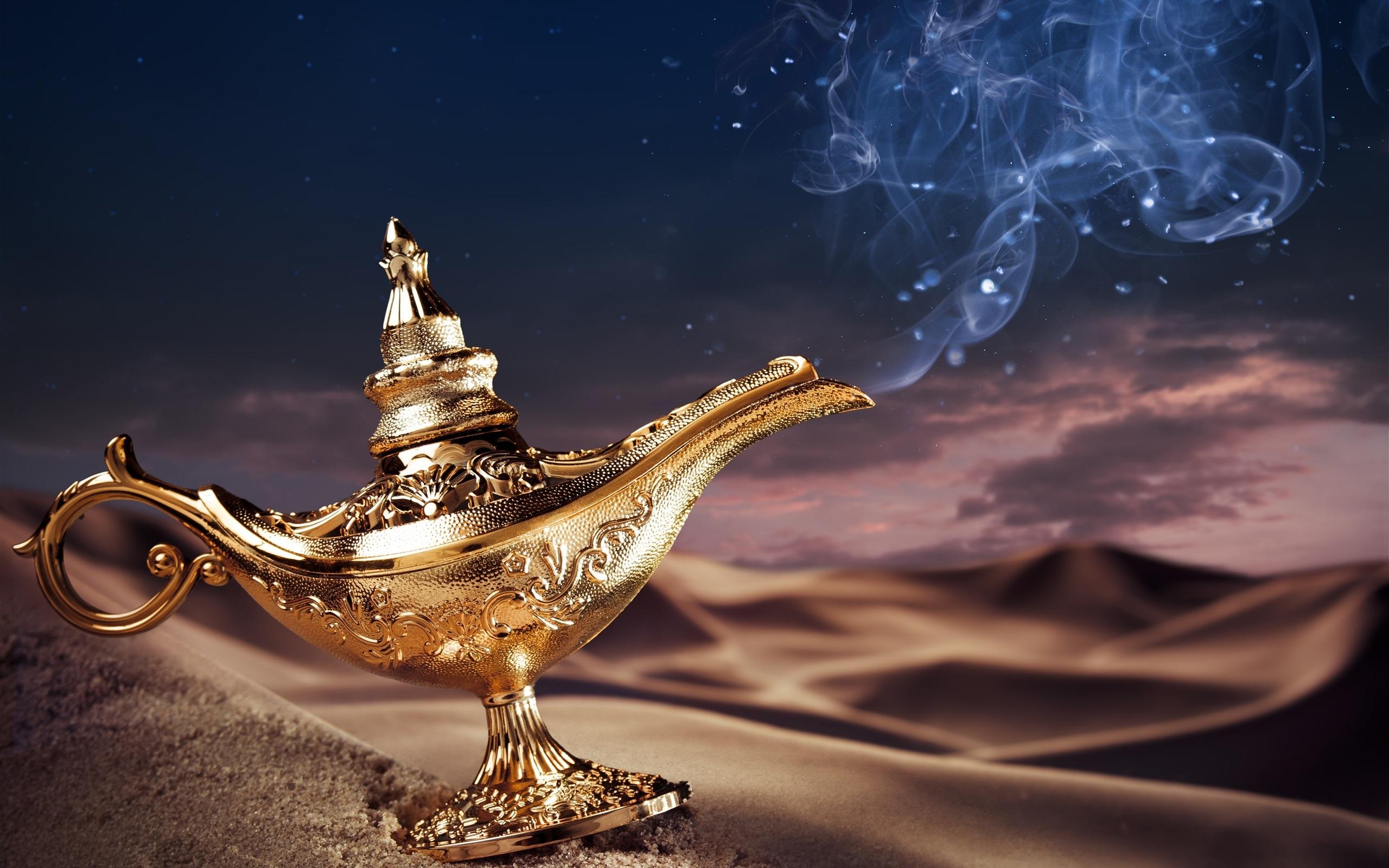 rencontres Aladdin lampes